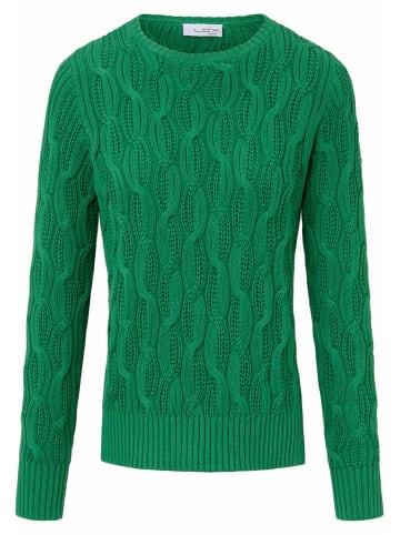 LOOXENT Pullover aus 100% Supima®-Baumwolle in grün