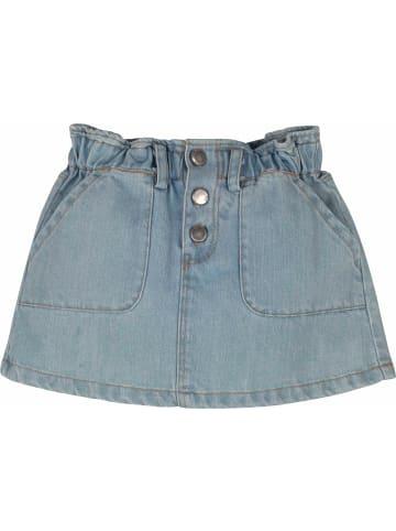 Mamino Kindermode Mädchen Jeans Rock in jeans blau