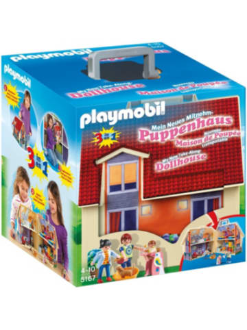 Playmobil 5167 Neues Mitnehm-Puppenhaus (Aktionsartikel)
