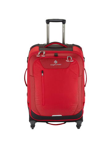 Eagle Creek Expanse AWD 4-Rollen Trolley 66 cm Laptopfach in volcano red