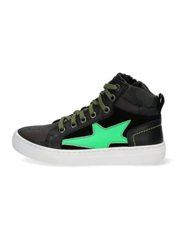 Braqeez Sneaker Sneaker Diggy Day in schwarz