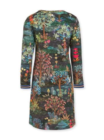 "PiP Studio Night Dress ""Dana Night Dress Pip Garden Big Blue"" in Blau"