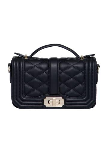 Pyato Abendtasche modischen Design in schwarz