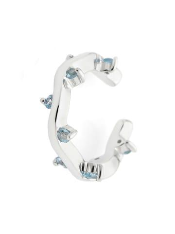Carolin Stone Jewelry Earcuff in Silber