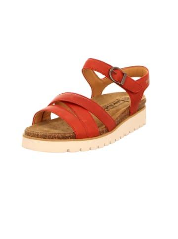 Mephisto Sandalen/Sandaletten in rot