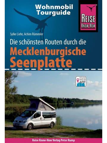 Reise Know-How Verlag Reise Know-How Wohnmobil-Tourguide Mecklenburgische Seenplatte   Die...