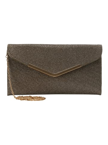 L.Credi Clutch Macau Clutch in gold