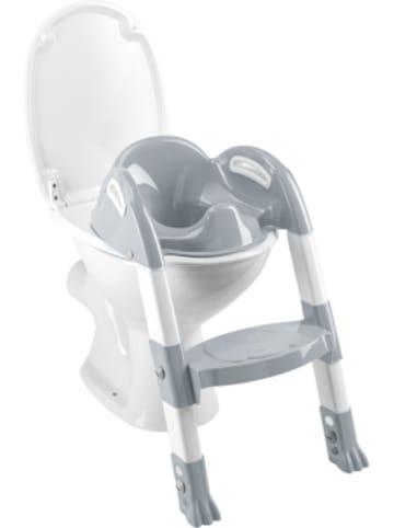 Funny Kiddyloo Toiletten-Trainer Grey charm/white