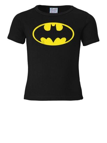 Logoshirt T-Shirt Batman in schwarz