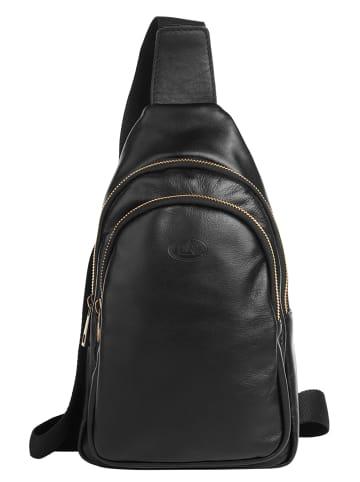 Piké Crossover Bag in schwarz