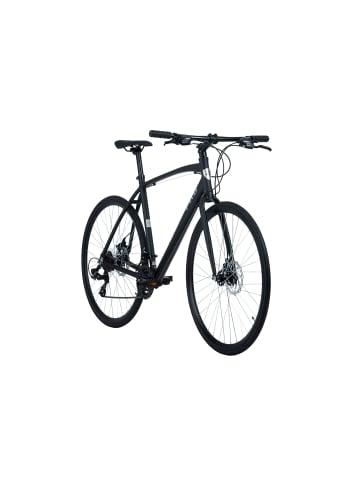 KS CYCLING Fitnessrad 21 Gänge Fitness-Bike FWD schwarz in schwarz