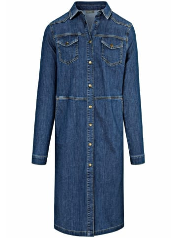MYBC Kleid Jeanskleid in blue denim