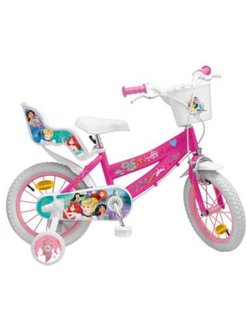 Toimsa Bikes Kinderfahrrad Disney Princess 14 Zoll