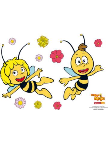Biene Maja Wandsticker Biene Maja und Willi, 67 x 47 cm