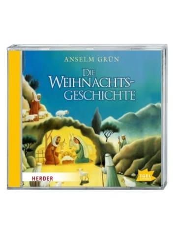 Igel Records Die Weihnachtsgeschichte, 1 Audio-CD