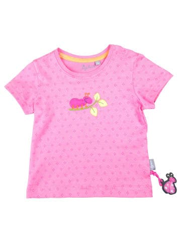 """Sigikid T-Shirt """"Spring Fever"""" in Rosa"""