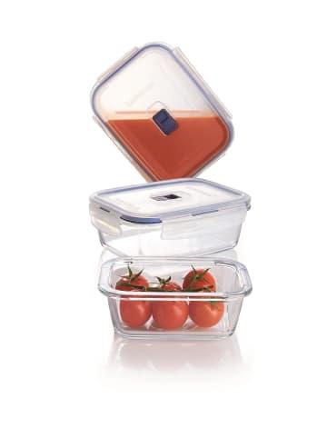 Luminarc Vorratsdosen-Set rechteckig PURE BOX in transparent