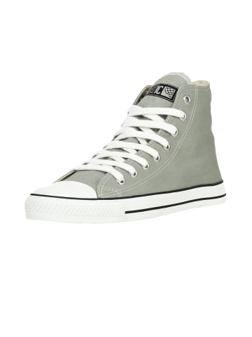 Ethletic Sneaker Hi Fair Trainer White Cap in urban grey | just white