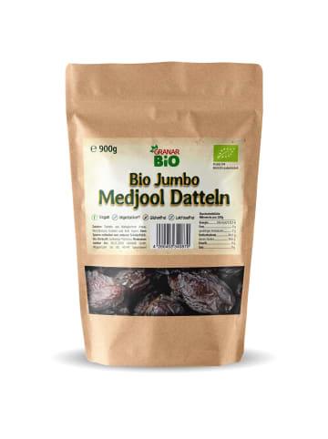 Granar 800g Bio Medjool Datteln - JUMBO Größe aus Palästina