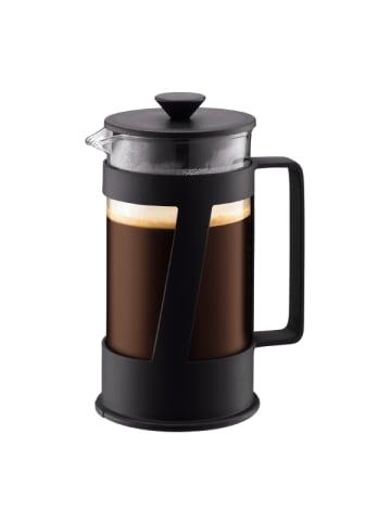 """Bodum Kaffeebereiter """"CREMA"""" in Schwarz - 1 l"""