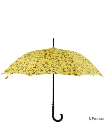 Butlers Regenschirm Woodstock PEANUTS in gelb