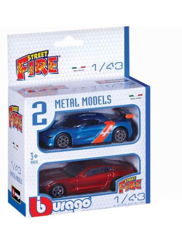 Bburago Automodelle 2er-Set, 1:43