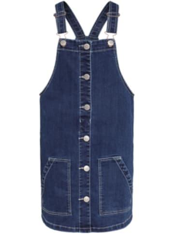 WE Fashion Kinder Jeans-Latzrock BRODY
