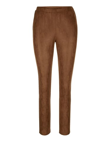 AMY VERMONT Leggings in Cognac