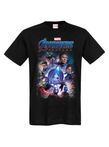 MARVEL Avengers T-Shirt Teaser in schwarz