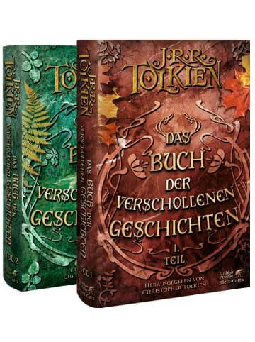 Klett-Cotta Das Buch der verschollenen Geschichten / Teil 1 + 2 (Das Buch der...