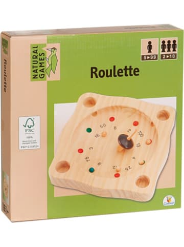 Natural Games Tiroler Roulette 22cm