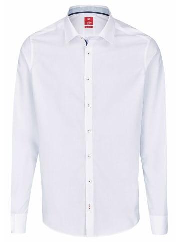 HATICO Freizeithemden in weiß
