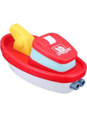 BB Junior Splash`N Play Boot FireBoat mit Spritze, 15 cm