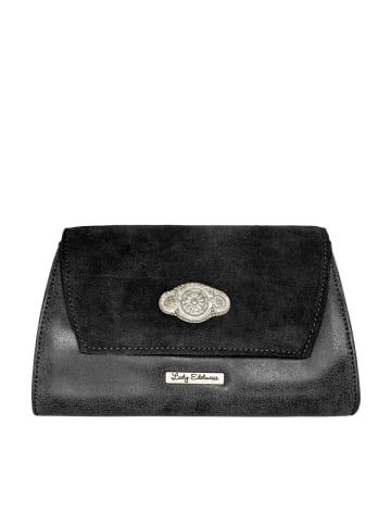 Lady Edelweiss Trachtentasche 17501 schwarz