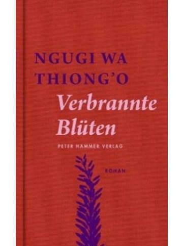 Peter Hammer Verlag Verbrannte Blüten