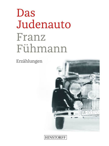 Hinstorff Das Judenauto | Erzählungen - Vierzehn Tage aus zwei Jahrzehnten