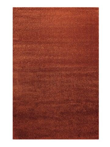 Homie Living Teppich Lido in terracotta