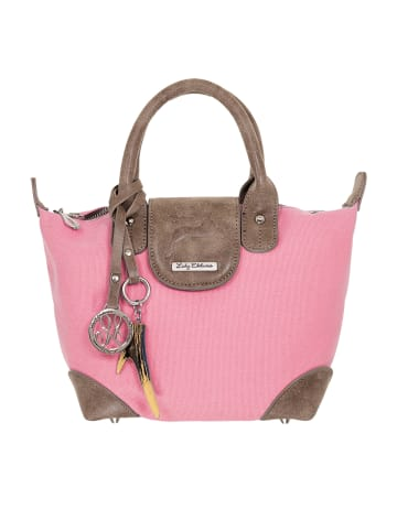 Lady Edelweiss Henkeltasche 15008 rosa