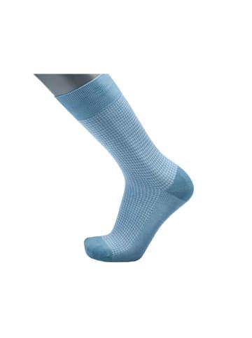 BGents Socken in hell-blau
