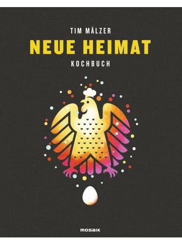 Mosaik Neue Heimat   Kochbuch. Mit über 100 Rezepten, in hochwertiger Ausstattung...