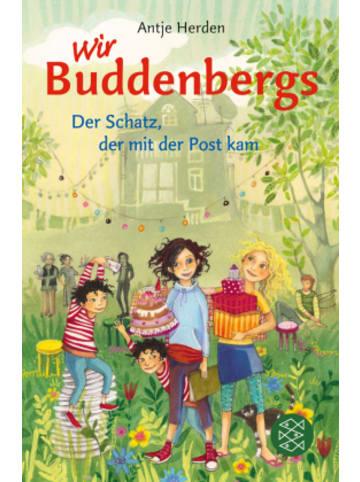Fischer Kinder- und Jugendbuch Wir Buddenbergs - Der Schatz, der mit der Post kam
