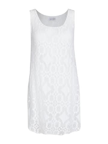 Made in Italy Sommerkleid in weiß