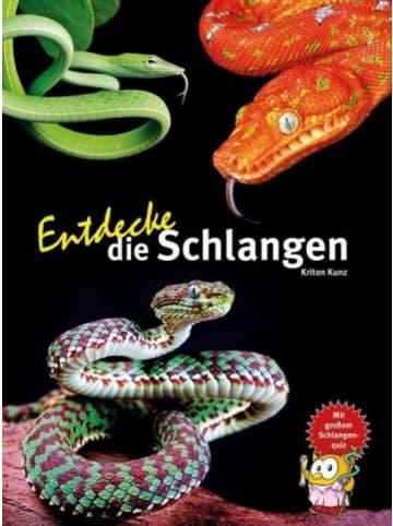 Natur und Tier-Verlag Entdecke die Schlangen