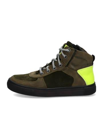 Braqeez Sneaker Sneaker Mark Mauritz in grün