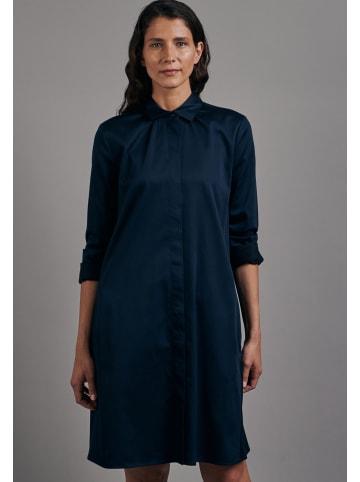 Seidensticker Kleid Regular fit in Dunkelblau