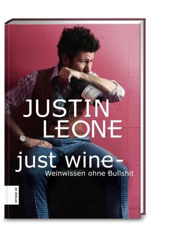 ZS Verlag Just Wine | Weinwissen ohne Bullshit