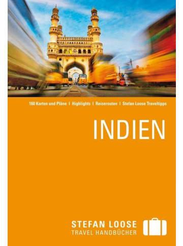 DuMont Kalenderverlag Stefan Loose Reiseführer Indien