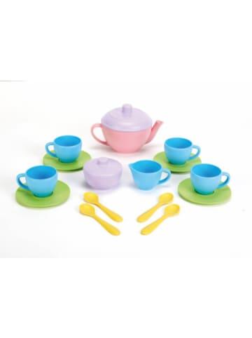 Green Toys Teeservice rosa 17 Teile