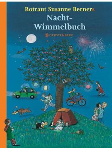 Gerstenberg Rotraut Susanne Berners Nacht-Wimmelbuch