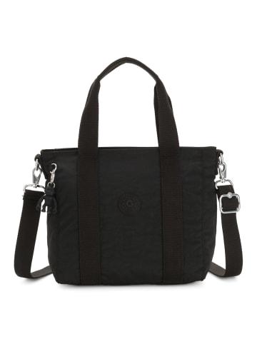 Kipling Basic Asseni Mini Shopper Tasche 24 cm in black noir